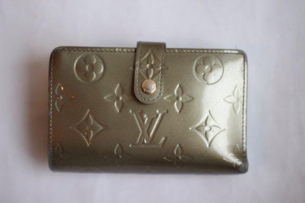 ヴィトンヴェルニの財布