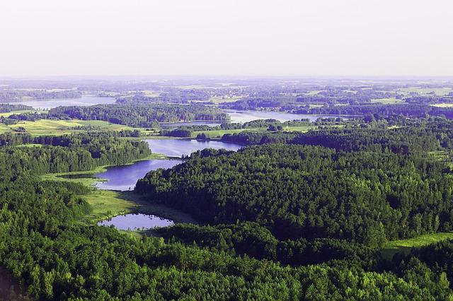 リトアニア景色