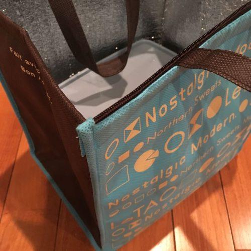 ルタオの保冷バッグ