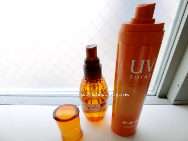 UVヘアケア用品