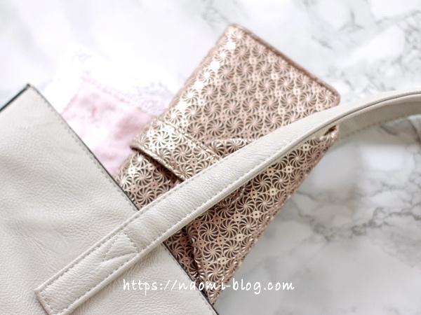 ジラソーレ長財布ミニとバッグ